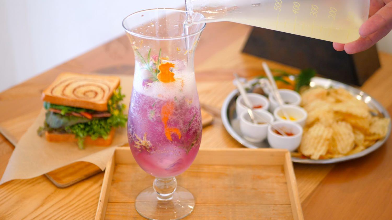 Flower Tea+Cafe